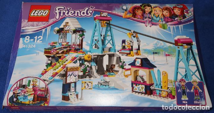Juegos construcción - Lego: Lego Friends - Red 41324 - LEGO - Foto 3 - 148550854