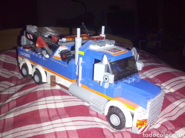 ~ Truck Vehicle Lego Servicio Tow 60056 Ref Camión Vehículo Grua Service Tráfico Ciudad 2014 City fYy76bg