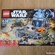 Juegos construcción - Lego: LEGO STAR WARS BATTLE OF SCARIF REF. 75171 NUEVO EN CAJA Y PRECINTADO. Lote 149281142