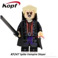 Spielzeug zum Bauen - Lego - Spike vampiro Buffy minifigura terror lego compatible - 149382602