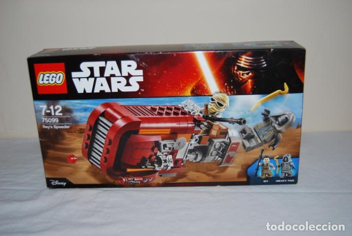 Lego Ref 75099 Reys Speeder Star Wars Buy Building And