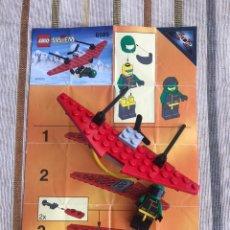 Juegos construcción - Lego: LEGO SYSTEM 6585 ALA DELTA. Lote 149679038