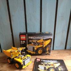 Juegos construcción - Lego: LEGO TECHNIC 42035 CAMION DE MINERÍA. Lote 150651628