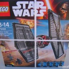 Juegos construcción - Lego: LEGO STAR WARS 75101 A ESTRENAR. Lote 150746478