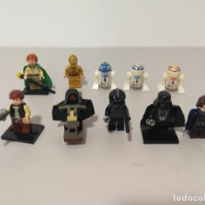 Juegos construcción - Lego: LOTE FIGURAS LEGO DE STAR WARS . Lote 150771554