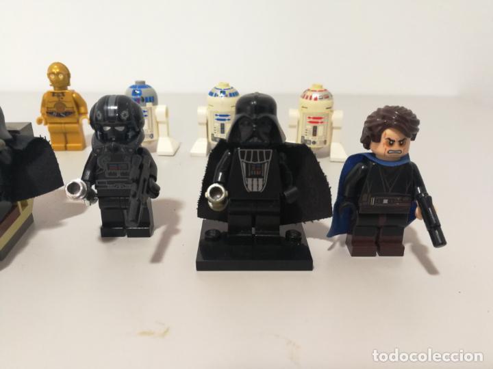 Juegos construcción - Lego: LOTE FIGURAS LEGO DE STAR WARS - Foto 2 - 150771554