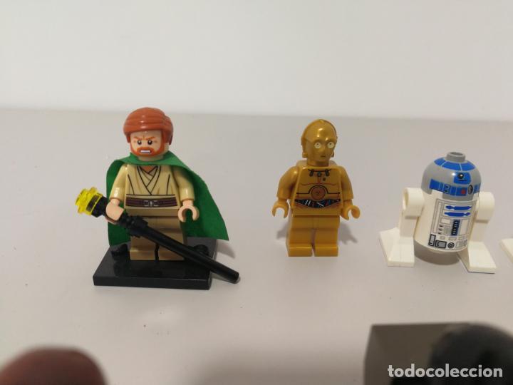Juegos construcción - Lego: LOTE FIGURAS LEGO DE STAR WARS - Foto 4 - 150771554