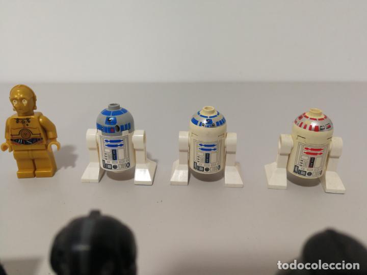 Juegos construcción - Lego: LOTE FIGURAS LEGO DE STAR WARS - Foto 5 - 150771554