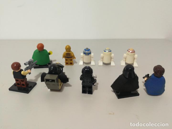 Juegos construcción - Lego: LOTE FIGURAS LEGO DE STAR WARS - Foto 6 - 150771554