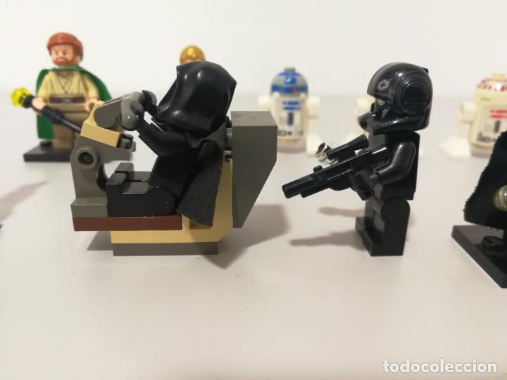 Juegos construcción - Lego: LOTE FIGURAS LEGO DE STAR WARS - Foto 7 - 150771554