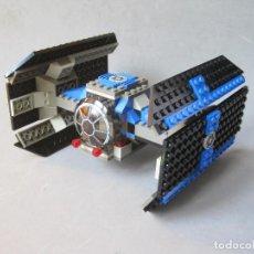 Juegos construcción - Lego: NAVE LEGO TIE FIGHTER 7150 STAR WARS COMPLETA. Lote 150928874