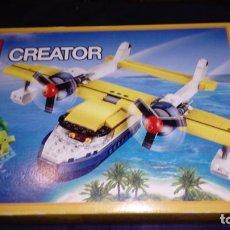 Juegos construcción - Lego: LEGO CREATOR 3 IN 1 ISLAND ADVENTURES 31064. Lote 151176910