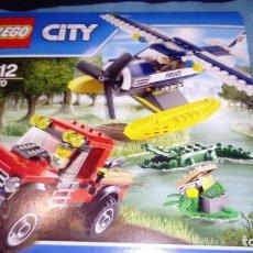 Juegos construcción - Lego: LEGO CITY ÁRTICO TRANSPORTE AÉREO 60193. Lote 151334590