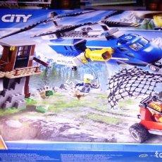 Juegos construcción - Lego: LEGO 60173 - CITY POLICE - MONTAÑA: ARRESTO -. Lote 151334706