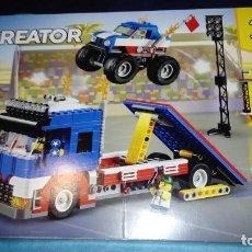 Juegos construcción - Lego: LEGO 31085-CREATOR STUNT-TRUCK-TRANSPORTADOR 3 IN 1. Lote 151334850