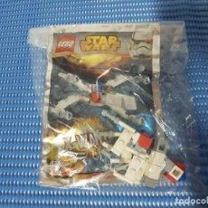 Juegos construcción - Lego: SOBRE DE LEGO ORIGINAL STAR WARS PARA MONTAR UNA PEQUEÑA NAVE. ESTÁN TODAS LAS PIEZAS. Lote 151335506