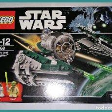 Juegos construcción - Lego: LEGO STAR WARS # YODA´S JEDI STARFIGHTER # 75168 - NUEVO Y PRECINTADO EN SU CAJA ORIGINAL.. Lote 151537678