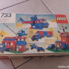 Juegos construcción - Lego: LEGO VINTAGE 733 CON CAJA . Lote 151577702