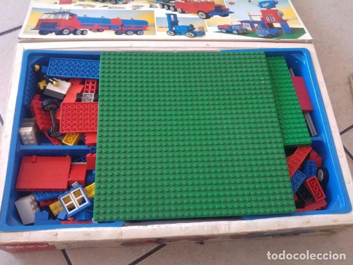 Juegos construcción - Lego: LEGO VINTAGE 733 CON CAJA - Foto 3 - 151577702