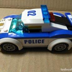 Juegos construcción - Lego: LEGO COCHE POLICIA CITY ORIGINAL COMPLETO VER FOTOS. Lote 152006894