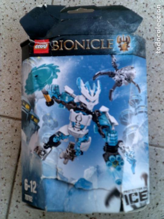 CAJA DE LEGO BIONICLE VER FOTO EXTRA (Juguetes - Construcción - Lego)