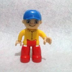 Juegos construcción - Lego: FIGURA SIMILAR A LEGO - TIENE 6 CM DE ALTURA.. Lote 152497626