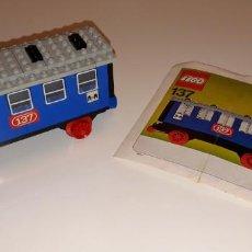 Juegos construcción - Lego: LEGO® 137, VAGÓN DORMITORIO/SLEEPING CAR (1975).. Lote 152549710