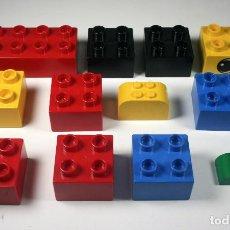Juegos construcción - Lego: LOTE DE PIEZAS LEGO DUPLO. Lote 152658546