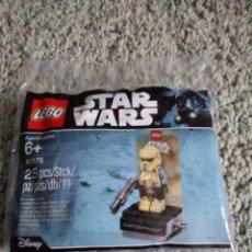 Juegos construcción - Lego: LEGO ORIGINAL MINIFIGURA STAR WARS - SCARIF STORMTROOPER. Lote 152804794