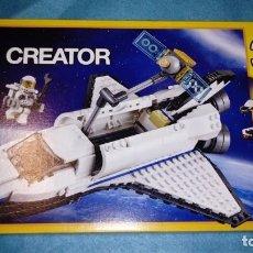 Juegos construcción - Lego: LEGO CREATOR, 3 EN 1, LANZADERA ESPACIAL, 31066. Lote 152979418