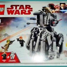 Juegos construcción - Lego: LEGO STAR WARS # HEAVY SCOUT WALKER # 75177 - NUEVO Y PRECINTADO EN SU CAJA ORIGINAL.. Lote 154479614