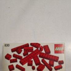 Juegos construcción - Lego: LEGO 830 PRECINTADO. Lote 154810282