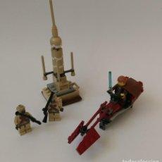Juegos construcción - Lego: LEGO STAR WARS TATOOINE ENCOUNTER (2002). Lote 173441870