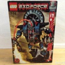 Juegos construcción - Lego: LEGO EXO-FORCE REF.7703.NUEVO.. Lote 154993182