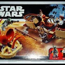 Juegos construcción - Lego: LEGO STAR WARS # DESERT SKIFF ESCAPE # 75174 - NUEVO Y PRECINTADO EN SU CAJA ORIGINAL.. Lote 155149586