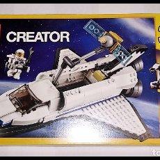 Juegos construcción - Lego: LEGO CREATOR 3 EN 1 # LANZADERA ESPACIAL # 31066 - NUEVO Y PRECINTADO EN SU CAJA ORIGINAL.. Lote 155150818