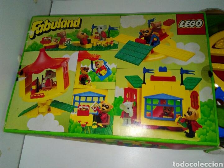 ANTIGUO LEGO FABULAND COMPLETO (Juguetes - Construcción - Lego)