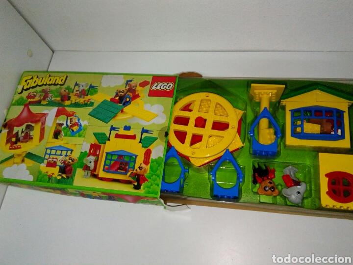 Juegos construcción - Lego: Antiguo Lego fabuland completo - Foto 2 - 155686469