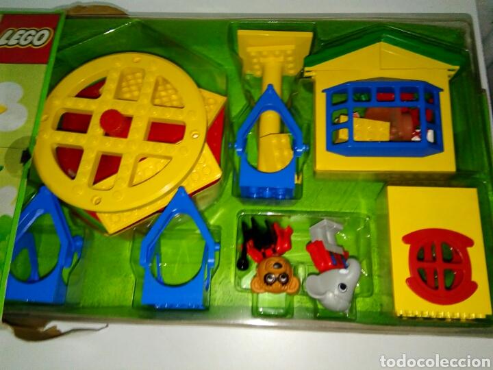 Juegos construcción - Lego: Antiguo Lego fabuland completo - Foto 3 - 155686469