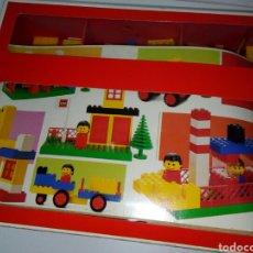 Juegos construcción - Lego: ANTIGUO LEGO BASIC COMPLETO. Lote 155687430