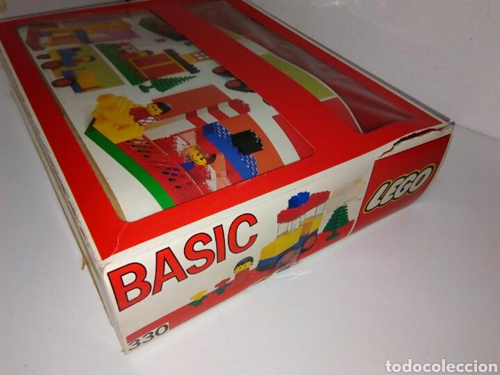 Juegos construcción - Lego: Antiguo Lego basic completo - Foto 2 - 155687430