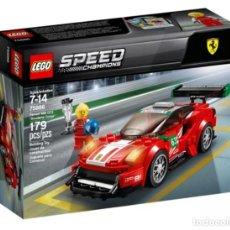 """Juegos construcción - Lego: LEGO 75886 FERRARI 488 GT3 """"SCUDERIA CORSA"""" ¡NUEVO EN CAJA! ¡NEW!. Lote 155751118"""