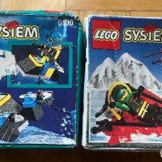 Juegos construcción - Lego: LEGO SYSTEM REF: 6100 & 6585. Lote 155783454