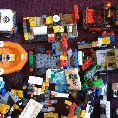 Juegos construcción - Lego: LOTE DE PIEZAS Y FIGURAS LEGO, 1 KG. Lote 154849942