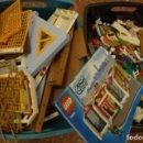 Juegos construcción - Lego: GRAN LOTE PIEZAS PLAYMOBIL - LEGO., VER IMAGENES. Lote 156365326
