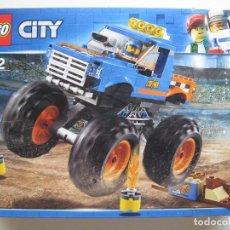 Juegos construcción - Lego: CAJA LEGO CITY 60180 - SÓLO CAJA -. Lote 156381182
