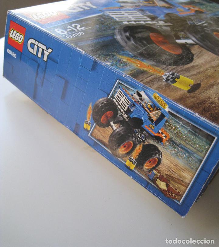 Juegos construcción - Lego: CAJA LEGO CITY 60180 - SÓLO CAJA - - Foto 2 - 156381182