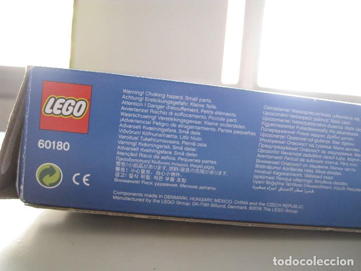 Juegos construcción - Lego: CAJA LEGO CITY 60180 - SÓLO CAJA - - Foto 4 - 156381182