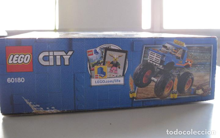Juegos construcción - Lego: CAJA LEGO CITY 60180 - SÓLO CAJA - - Foto 6 - 156381182