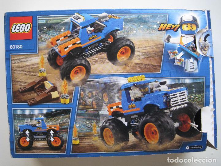 Juegos construcción - Lego: CAJA LEGO CITY 60180 - SÓLO CAJA - - Foto 7 - 156381182